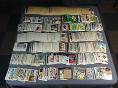 TOPPS BASEBALL CARD SINGLE LOT 1966+1970+1973+1974+1976+1978+1981+1985+1987+MORE