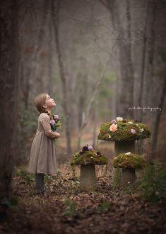 Fairytale Forest by Jennifer Harris Hayslip on 500px  #fairytale #photography #girl