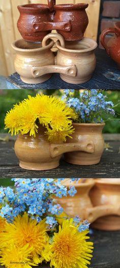 http://koroneczka.pl/ #dwojaki #pottery #clay