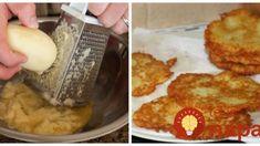 Tajný trik na najlepšie zemiakové placky mojej babky: Keď dáte do cesta toto, budú neskutočné – každý vychválil do nebies! Mashed Potatoes, Food And Drink, Cheese, Ethnic Recipes, Hampers, Shredded Potatoes