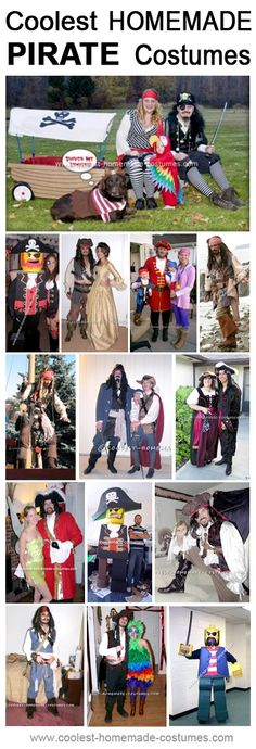 Adult Midnight Pirate Sexy Costume Costumes and Halloween costumes - halloween ideas party