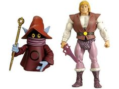 SDCC 2010 Exclusive Orko with Prince Adam - Masters of the Universe: Modern Exclusives