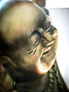 Zen - smiling buddha
