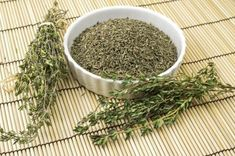 Thyme Herb Seed, Organic, NON-GMO, 100 seeds, One of the most useful herbs for the kitchen Home Remedy For Cough, Cough Remedies, Easy Care Plants, Slippery Elm, Lunge, Juicing Benefits, Herb Seeds, Natural Home Remedies, Fibromyalgia