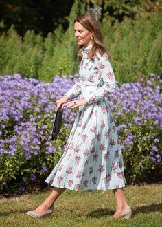 Kate Middleton Look Romantico Emilia Wickstead