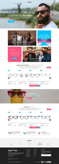 b91f2e914fc6 Horseway – is a clean and functional theme perfect for your eCommerce store  project. Horseway is a premium multi-purp.