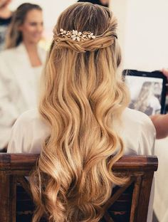 Coiffure mariage extension