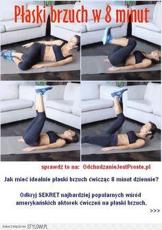 Sekret amerykańskich aktorek na płaski brzuch   odchudz… na Stylowi.pl