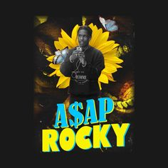 Check out this awesome 'Asap+Rocky' design on Vintage Tees, Vintage Posters, Tyler The Creator Wallpaper, Rap Album Covers, London Painting, Hip Hop Art, Cool Posters, Disney Wallpaper, Swagg