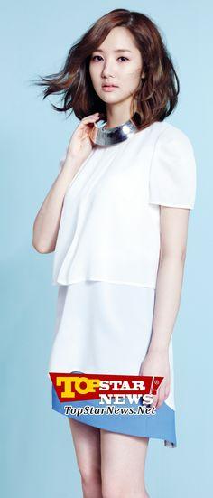 박민영(Park Min Young), '여름향기' 물씬 풍기는 화보 공개