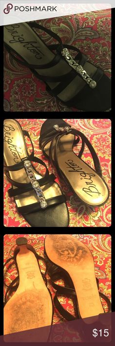 Brighton Sandals In Great Condition. The size is 8 Narrow Brighton Shoes Sandals