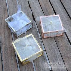 Μπομπονιέρα Luxury Treasure Box