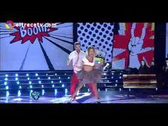 Bailando 2016: Pedro Alfonso & Florencia Vigna - Rock & Roll