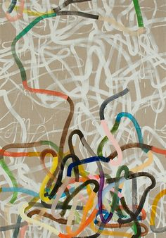 Jeff Perrott, Random Walks in Endless Fields (2010)
