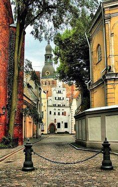Riga, Latvia (by Vitalijs Rusanovs