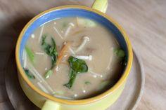 Mock duck soup  Full menu: http://www.kahluacoffeehouse.com/menus