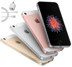 Apple iPhone SE (Latest Model) 64GB/16GB All Colors (GSM Unlocked) Smartphone B | eBay
