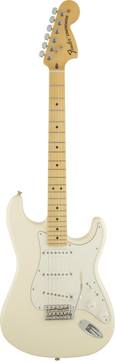 Top Fender Quality for Guitarists of All Levels The American Special Stratocaster by Fender compiles all of Fender's great qualities and contemporary features and brings them to you at an affordable p