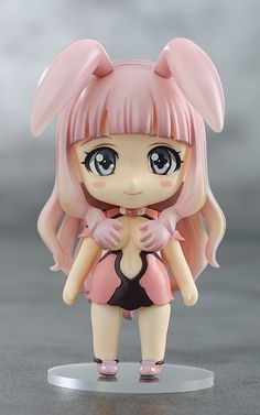 Probably the creepiest Nendoroid I've seen, and I don't know if I want it or not....!!!!