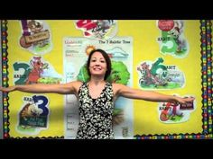 How to introduce the 7 Habits to students using hand signs
