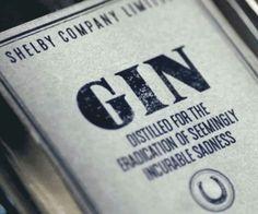 Tommy's Gin (Peaky Blinders)