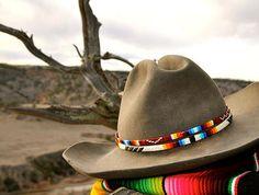Porcupine Quillwork Hatband, Red Cloud Quillwork (Lakota)