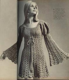 innovart en crochet: vintage