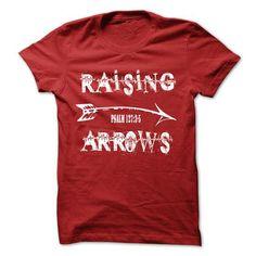 Raising Arrows - #mason jar gift #personalized gift. BUY IT => https://www.sunfrog.com/Music/Raising-Arrows-13262938-Guys.html?68278