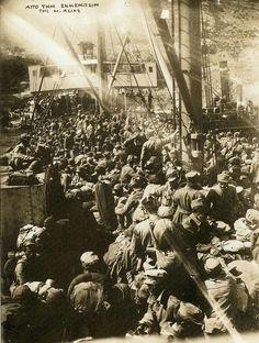 30-AĞUSTOS-1922-YUNANLILAR KAÇARKEN