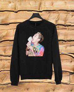 Miley Cyrus Ice Cream sweater Sweatshirt Crewneck Men by yobaan98