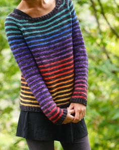 Designer Spotlight: Fun & Colorful Knit Sweaters & Cardigans By Minimi Knit Design Woman Knitwear and Sweaters 3 squared knit woman sweater pattern Sweater Knitting Patterns, Knitting Designs, Knit Patterns, Blanket Patterns, Cardigan Pattern, Cool Sweaters, Sweaters For Women, Knit Sweaters, Cardigans