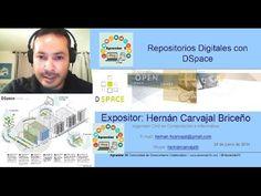 #Aprender3C - Repositorios Digitales con Dspace