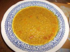 Iraqi Shorbeh- Easy Lentil Soup