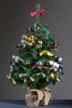 by Caterina Gatta, albero di Natale