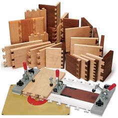 Fast Joint Precision Joinery System