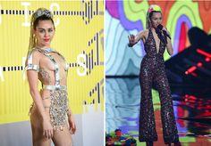 Rímel, batom e avental: VMA's 2015