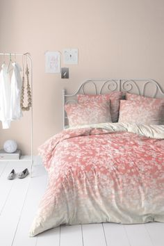 A soft, joyfull blush.. Love, Cinderella #blush #pastel #joy #pink #bedroom