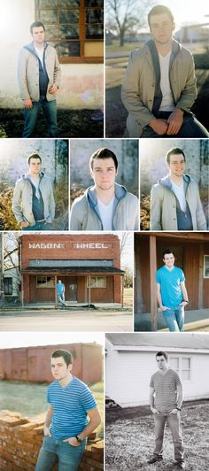 High school senior portraits on film, choose a location with meaning for your teen