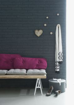 48 beste afbeeldingen van [ Paars - Interieur ] - Home decor, Purple ...