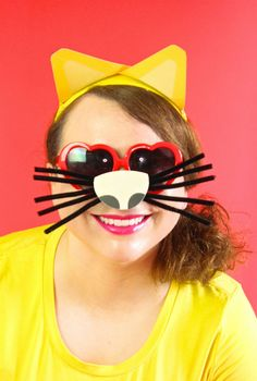 Easy DIY Cat Emoji C