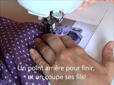 Vidéo couture : vêtements enfant - Le site pour apprendre à coudre seul(e)! !