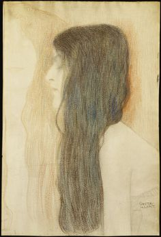 Art History News: Gustav Klimt, The Drawings – Keep up with the times. Gustav Klimt, Klimt Art, Miguel Angel, Figure Drawing, Female Bodies, Les Oeuvres, Art History, Find Art, Giclee Print