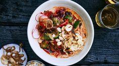 Chilled Ramen with Chili Oil Recipe Recipe | Bon Appetit