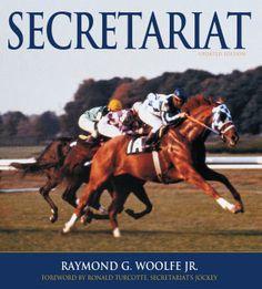 Secretariat!   I have this book!!!!
