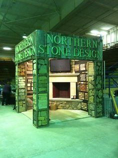 home and garden show booth. beautiful ideas. Home Design Ideas