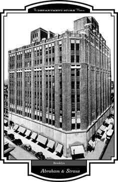 The Department Store Museum: Abraham & Straus, Brooklyn, New York Where the real Santa was. Loved the 8th floor it was all toys