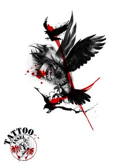 Image from http://www.tattoo-insel.de/galerie/images/motive/trashpolka.jpg.