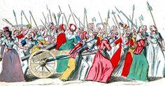 5-6 october 1789 marcia delle donne su versailles