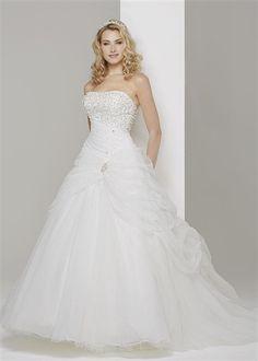 Luna - Wedding Dress By Tom Flowers - Berketex Bride