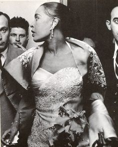 billie holiday in olympia, london november 1958